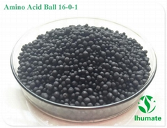 Amino acid 6-0-1 granule and powder for soil improvement