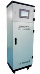 上海博取 COD铬法在线自动分析仪CODG-3000