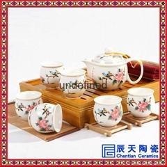 廠家直銷活動促銷陶瓷茶具套裝
