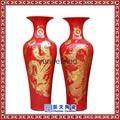 批发工艺摆件陶瓷花瓶 花插花器  5