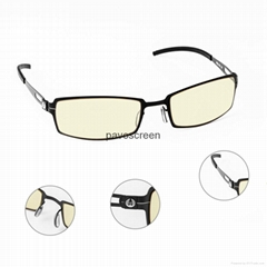 Ergonomic Design Frame Glasses Anti Blue Light Computer Eyewear