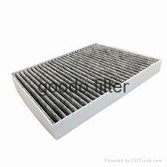 car air filter for  Audi q7 PORSCHE Cayenne VW OEM 7H0819631
