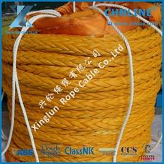 mooring Rope tug rope uhmwpe rope