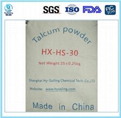 Talc Powder in 200 to 5000 Mesh