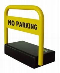 智能車位鎖遙控地鎖停車交通設施