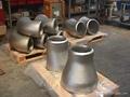 Steel Pipe Fittings of Butt welding