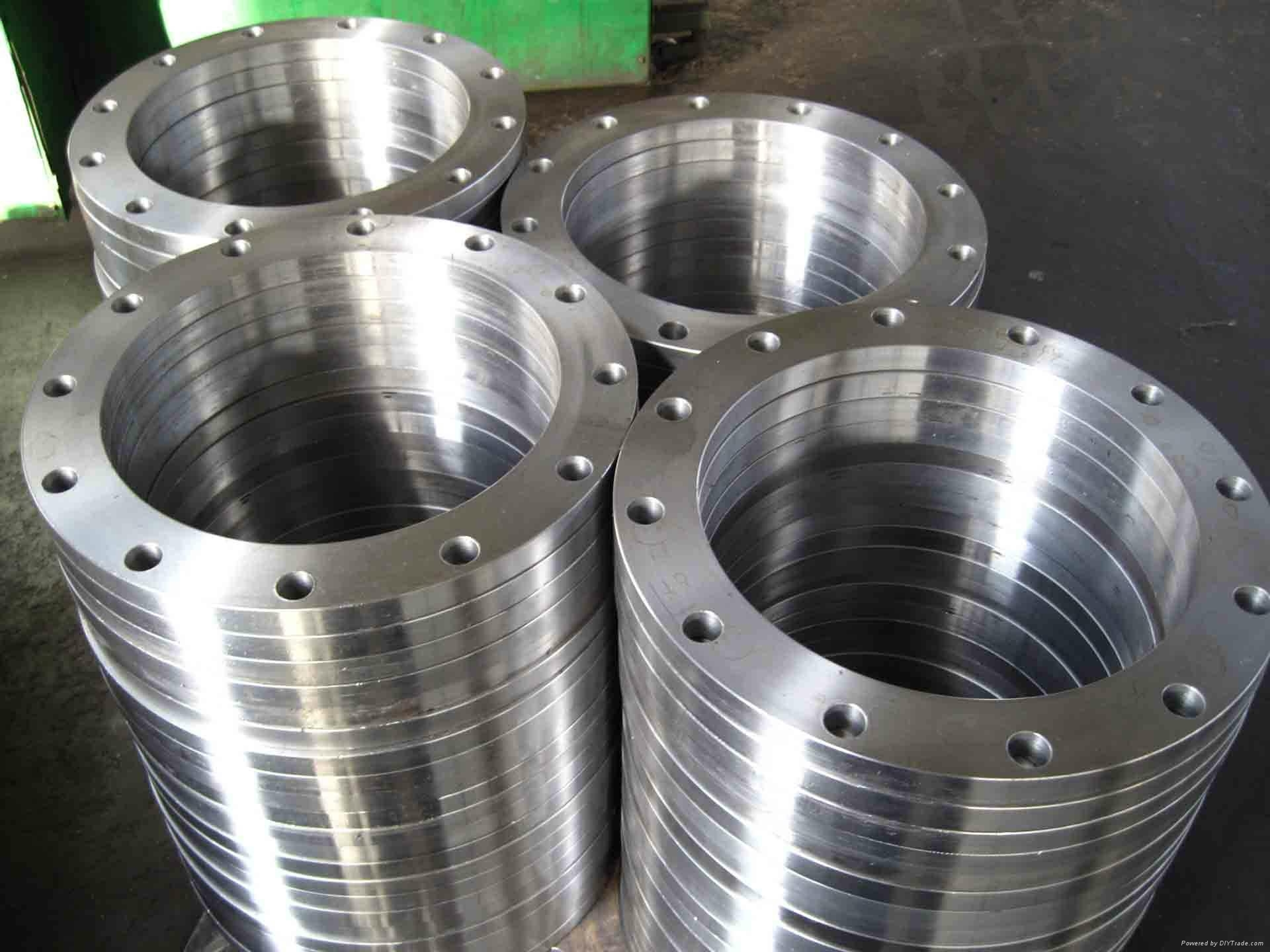 Carbon Steel Pipe Flanges 5