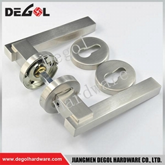 Hot Sale stainless steel solid lever