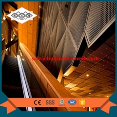 anodized aluminum building decorative metal