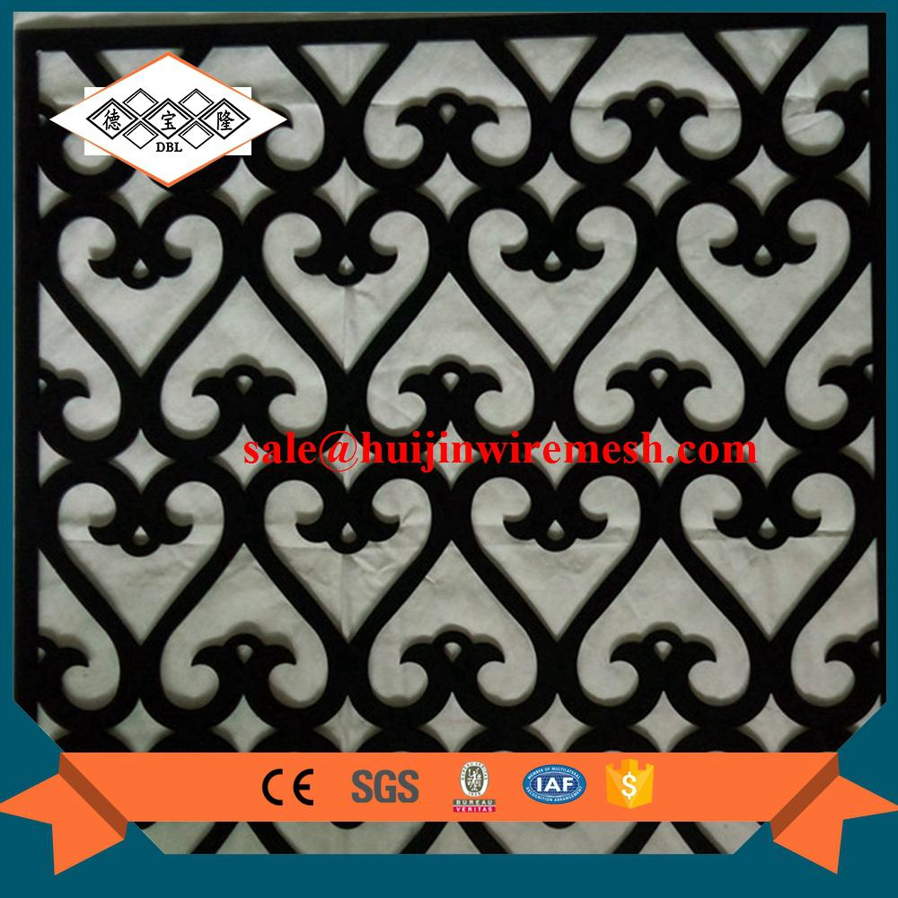 anodized aluminum building decorative metal  2