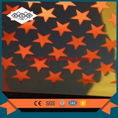 slotted  round  hole perforated metal