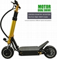 11 inch folding high speed electric scooter off road