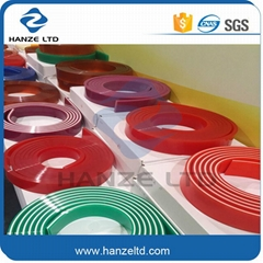 PU screen printing squeegee rubber