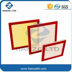 Screen printing aluminum screens