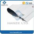 Double-deck aluminum handle