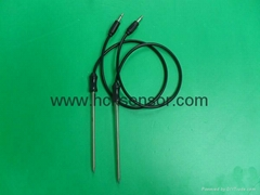 thermistor temperature probe sensor for electrical oven