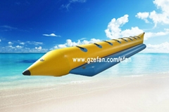 Inflatable boat, banana boat,water sports,whale boat(BN08)