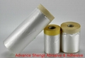 Pre-taped Masking Film With Japanese paper masking tape 3