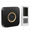 Hot sale wireless digital doorbell with LED flash light 4