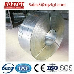 Hot dipped galvanized steel Dx53d+z zinc coated steel coils for roofing sheet