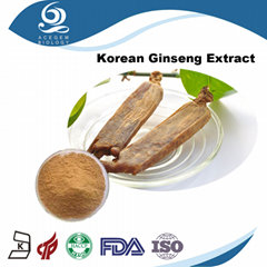 EC Standard Red Korean Ginseng with 1%-20% Ginsenosides by HPLC