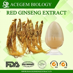 EC396 Standard Korean Red Ginseng Extract with1%-20% Ginsenosides by HPLC