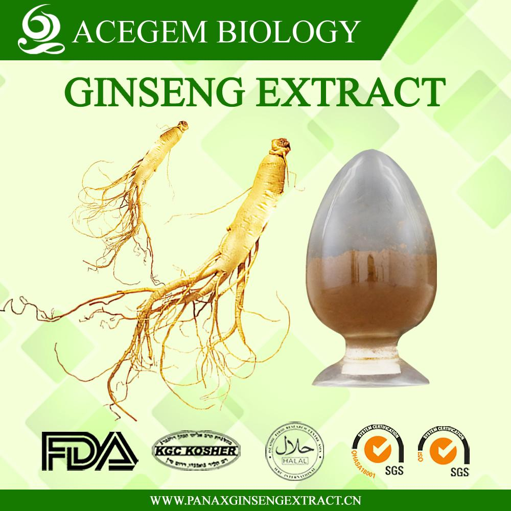 EC396 Standard Panax Ginseng Root Extract with1%-20% Ginsenosides by HPLC  1