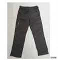 Mens Winter Cargo Pocket Workwear Working Pants Cargo Pants