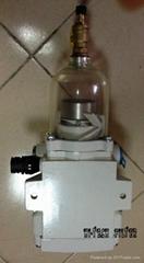 Separ SWK2000/10 with heater Auto Diesel Engine Fuel Filter Fuel Water Separator