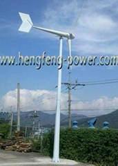 3kw home use wind turbine