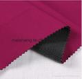 100D+20D polyester spandex stretch knitted fabric+TPU lamination+polar fleece 2