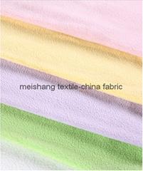 DTY Polar Fleece Fabric