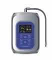 Ionized water ionizer with alkaline /