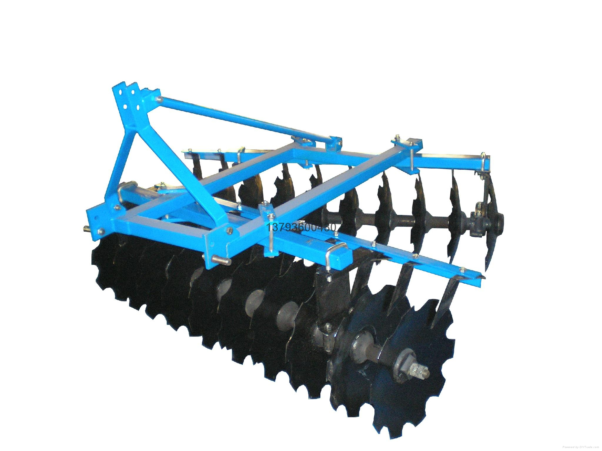 weituo series farm implements 3