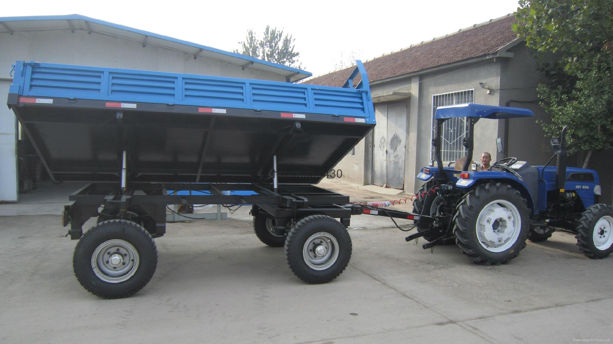 weituo series farm implements 4