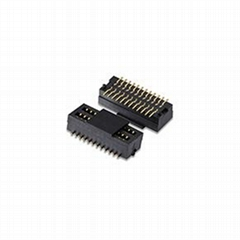 Connector manufacturer wholesale 0.8mm female board to board connector