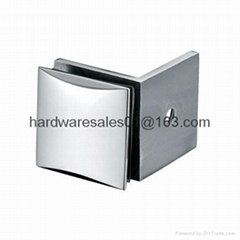 Glass Clamp for shower door