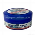 Household car cleaner wax for leather polish wax 3