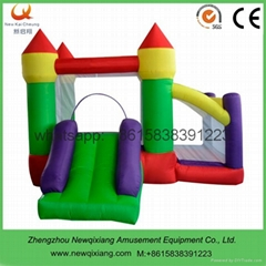 Outdoor playground kids inflatable castle