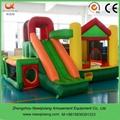 children inflatable bouncy slide