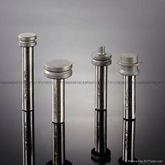 CNC精雕机玻璃盖板磨头