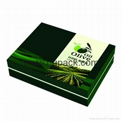 Costom paper gift box from china manufacture