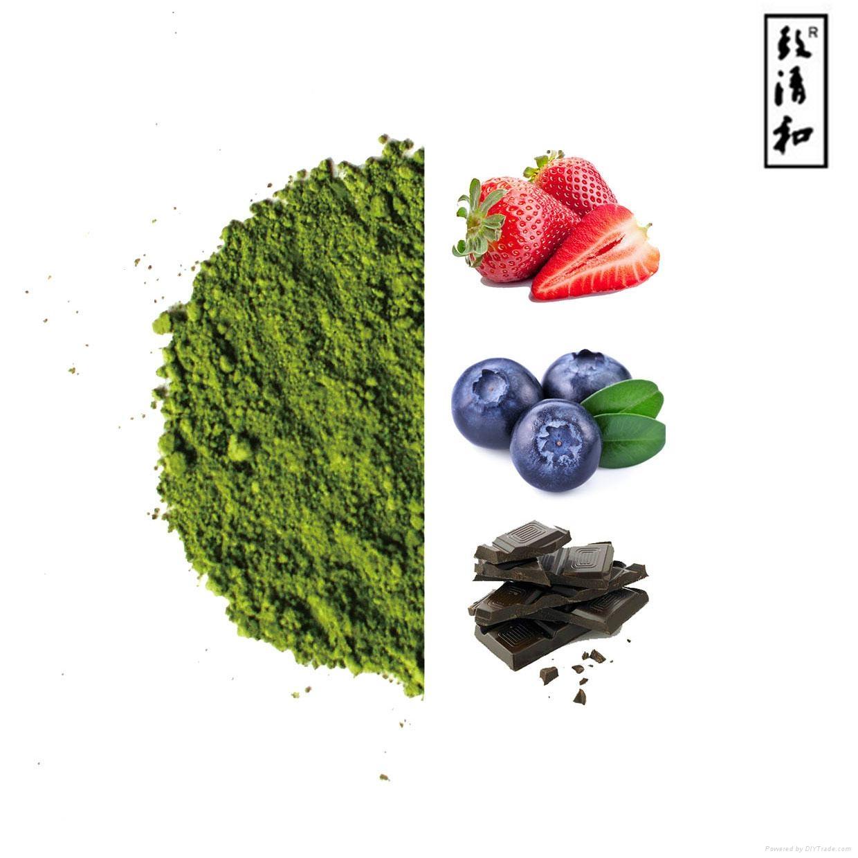 Flavor Matcha Green Tea Powder 1