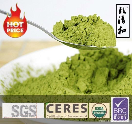 Superior Organic Green Tea Matcha  1