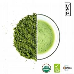 First Grade Organic Japanese Green Tea Powder