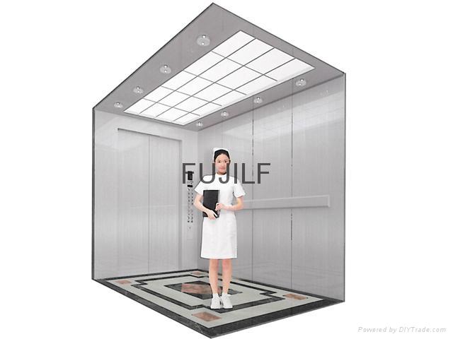 1000kg Hospital Passenger Elevator 2