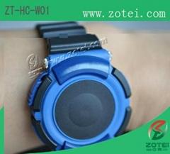 RFID plastic wristband tag