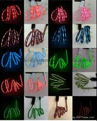 Luminous data line