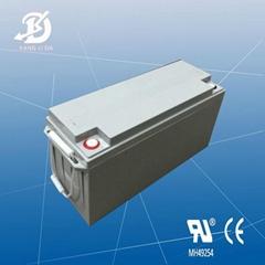Kanglida 12V 150AH maintenance free solar battery