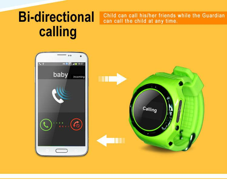 Child tracking watches 3